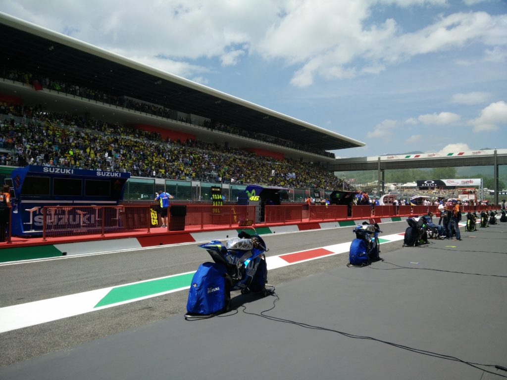 Mecoil Diagnosi Meccaniche at the Italian GP in Mugello race track!