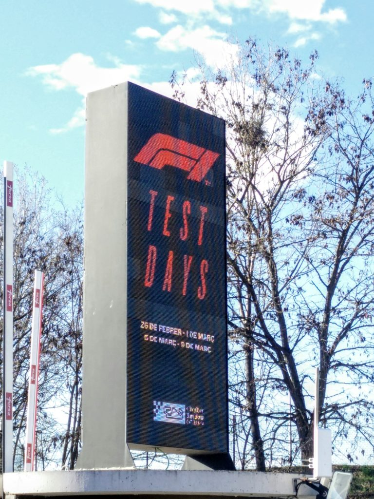 F1 2018: i Test di Barcellona