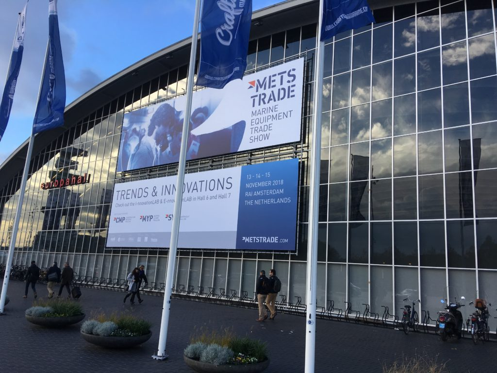 METS 2018: Where The Global Leisure Marine Industry Comes Together