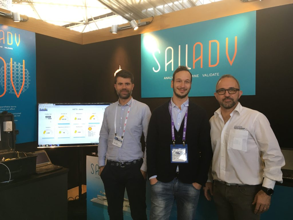 Even this year Mecoil took part with his partner SailADV to the METSTRADE Show in Amsterdam