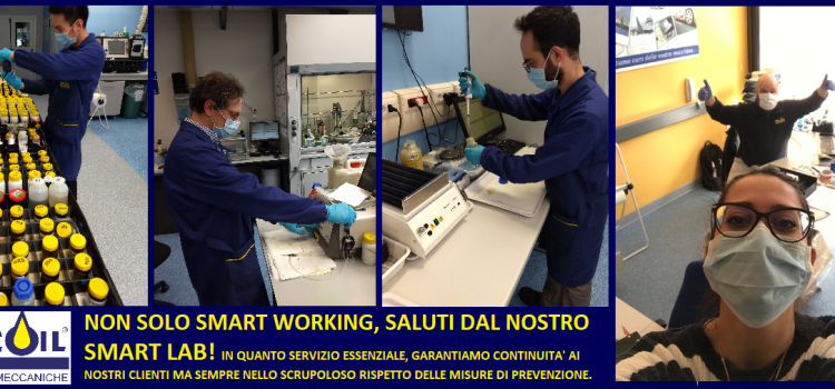 (Italiano) Mecoil: Smart-Lab!