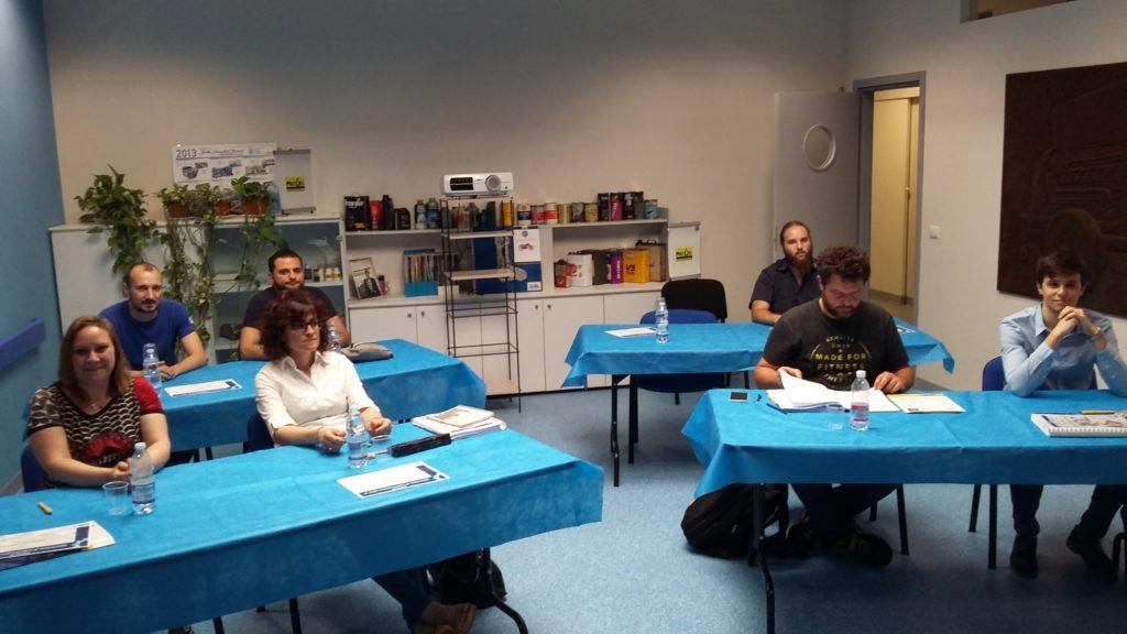 Corso MLT-1, Specialista in lubrificazione – Giugno