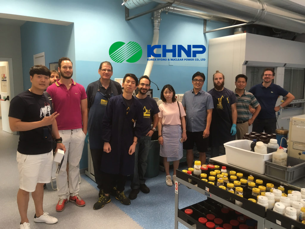 KHNP in visita a Firenze
