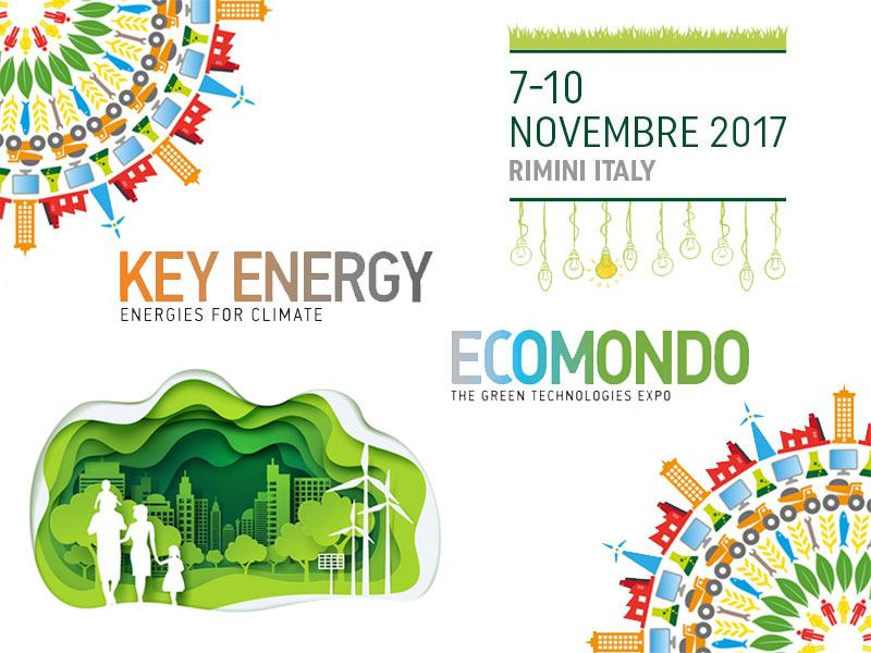 (Italiano) Mecoil al Key Energy 2017: dove l'energia incontra il futuro