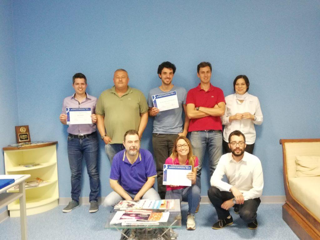 (Italiano) Corso MLT-1: molto apprezzata anche la seconda sessione!