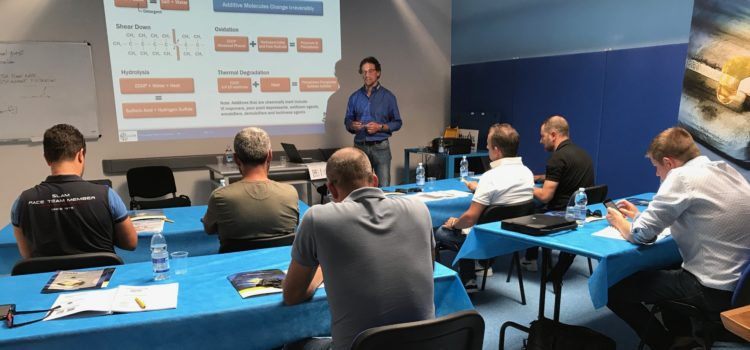 Advanced Training on Lubrication & Condition Monitoring