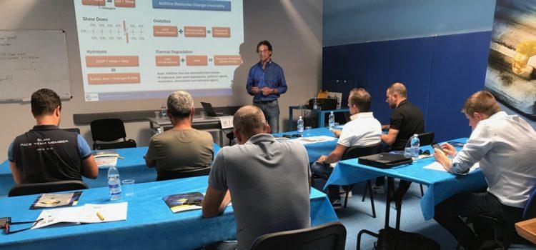 Corso di Formazione Avanzata su Lubrificazione e Condition Monitoring