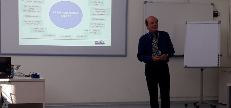 (Italiano) Workshop Movet: la fusione tra meccanica ed elettronica
