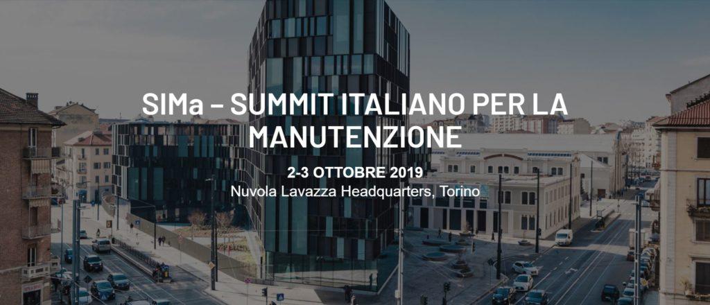 Mecoil partecipa al Sima di Torino, edizione 2019