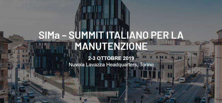 (Italiano) Mecoil partecipa al Sima di Torino, edizione 2019