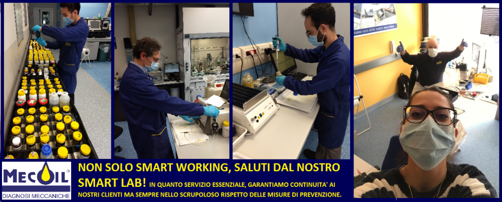 Mecoil: Smart-Lab!
